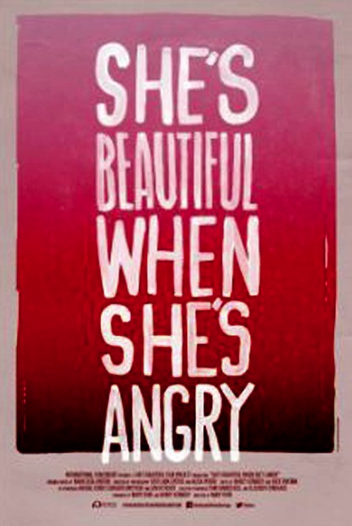 She's Beautiful When She's Angry (film)