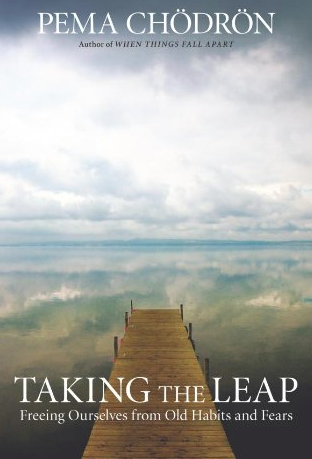 Taking the Leap: Freeing Ourselves from Old Habits and Fears by Pema Chödrön