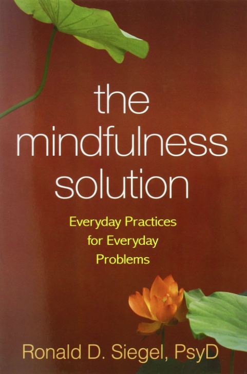 The Mindfulness Solution: Every Day Practices for Every Day Problems by Ronald D. Siegel